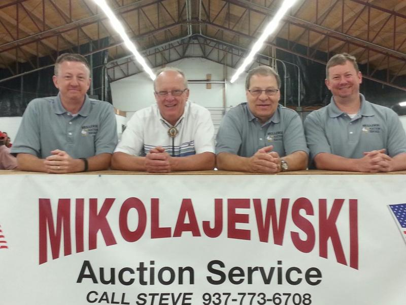 Auction Team